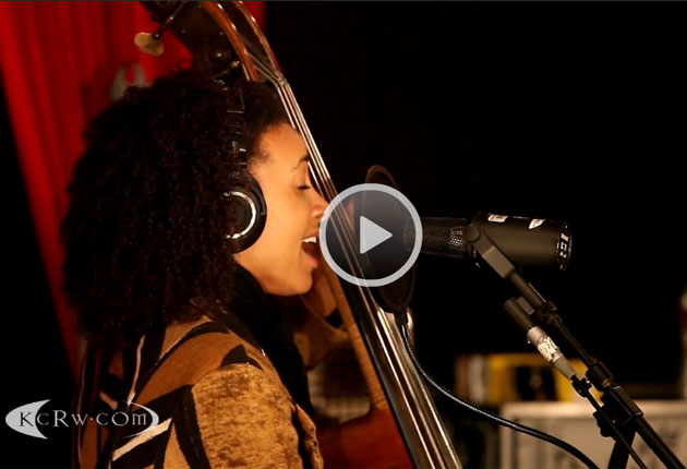 Esperanza Spalding - World Music Report