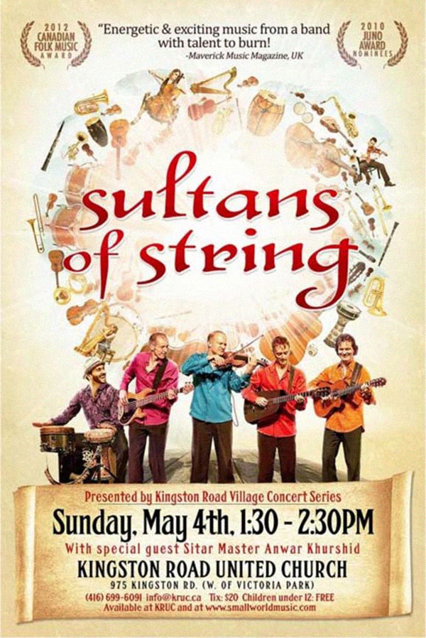 Sultans of String AD