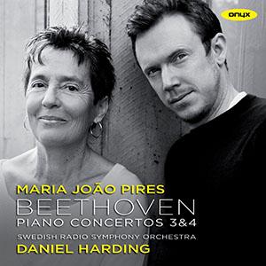 Maria Joao Pires - Beethoven Piano Concertos 3-4