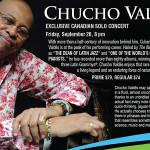 Chucho Valdes Solo Concert
