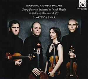 Wolfgang Amadeus Mozart - String Quartets