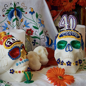 Day of the Dead Toronto - Calavera Decorating Workshop