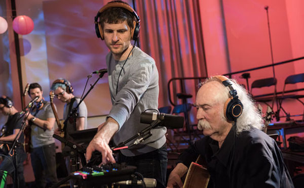 David Crosby - Snarky Puppy - Family Dinner Volume Two