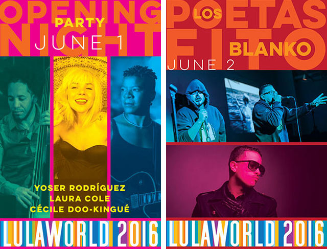 Lulaworld 2016 - June 1-2