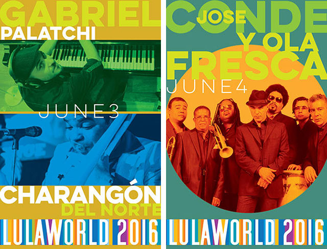 Lulaworld 2016 - June 3-4