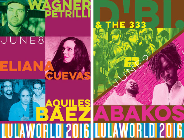 Lulaworld 2016 - June 8-7
