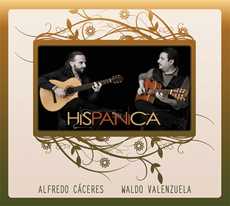 Alfredo Carcares Waldo Valenzuela Hispanica