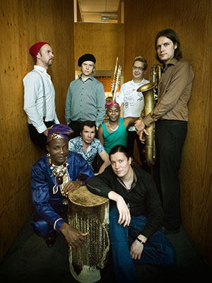 Helsinki Cotonou Ensemble 2