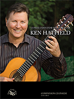 Ken Hatfield 12 Preludes for Solo Guitar copy