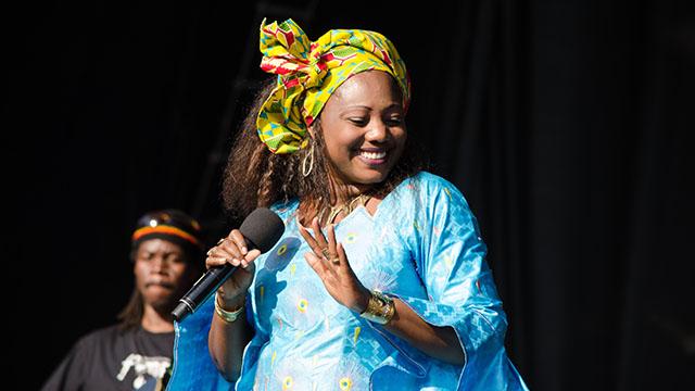 Amity Meria - Festival International Nuits d'Afrique
