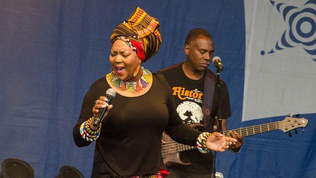 Lorraine Klaasen - Festival International Nuits d'Afrique