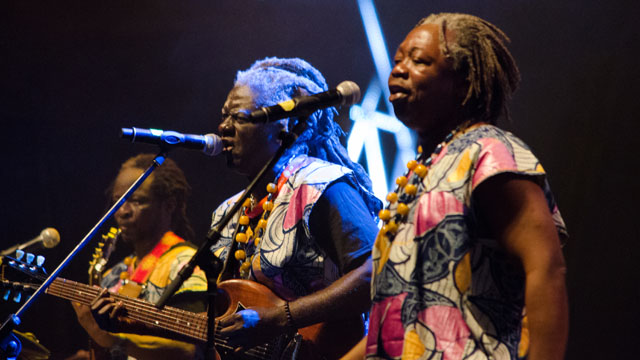Sierra Leone's Refugee All-Stars - Festival International Nuits d'Afrique