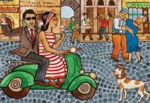 Putumayo Presents Vintage Italia