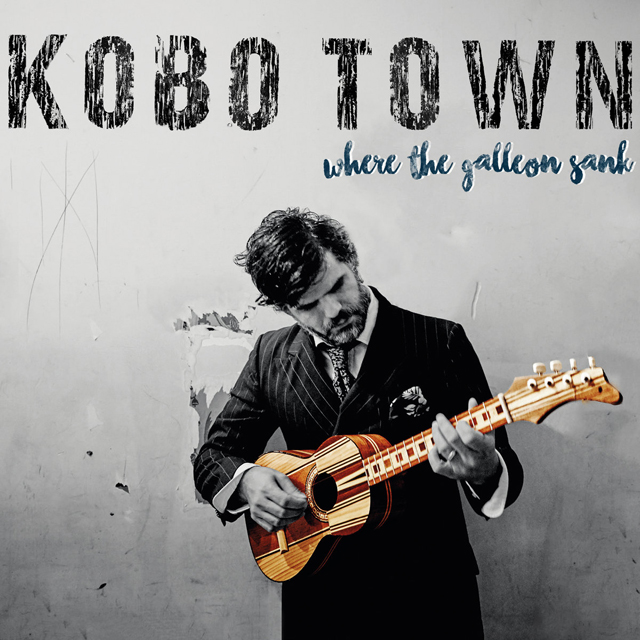 Kobo Town - Where the Galleon Sank