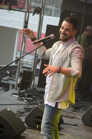 Festival International Nuits D'Afrique Abdel Kadiri - World