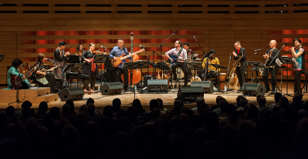 New Canadian Global Music Orchestra - Koerner Hall - Toronto - June 2, 2017 01