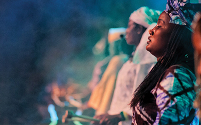 With Love From Africa: 31st Festival International Nuits D'Afrique, 2017