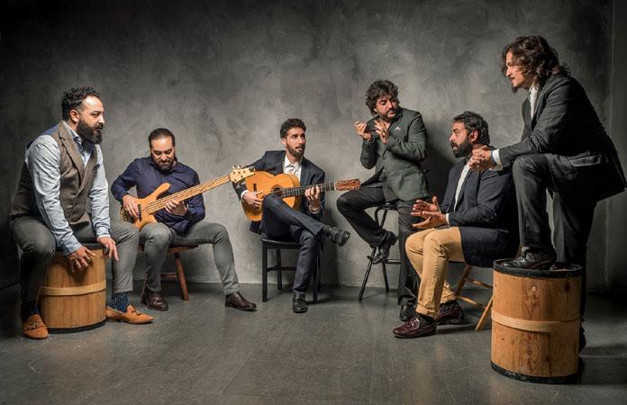 Paco de Lucía Project North American Tour