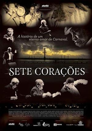 Sete Corações Poster