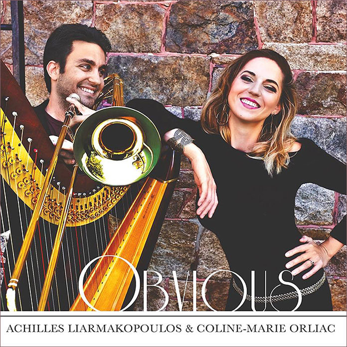 Achilles Liarmakopoulos & Coline-Marie Orliac: Obvious