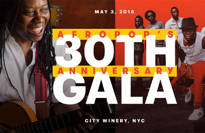 Afropop 30th Anniversary Gala