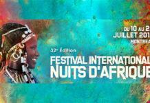 Festival International Nuits d'Afrique 2018