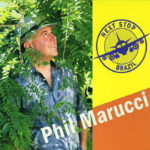 Phil Marucci Next Stop Brazil July 2018 CD Cover