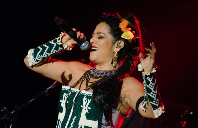 Lila Downs at Sony Centre