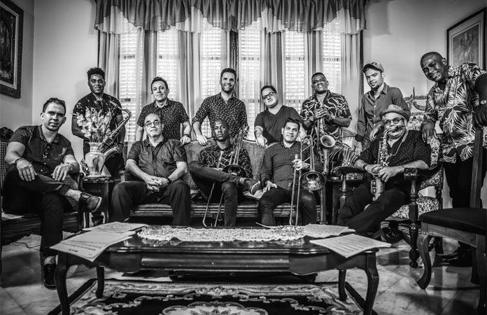 globalmusicFEST 2019 - Orquesta Akokan