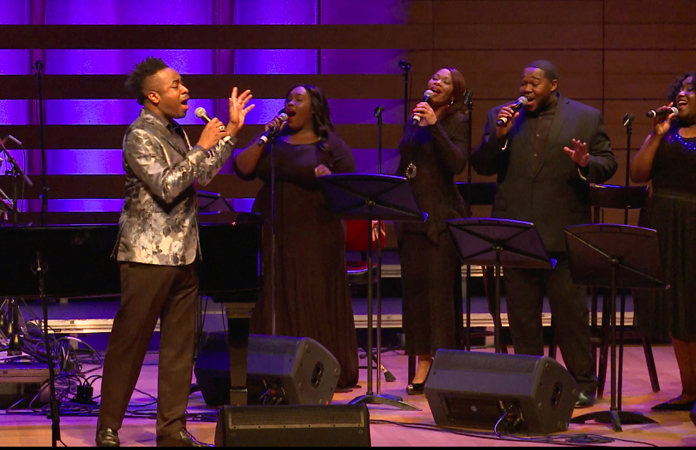 "Damien Sneed and the Toronto Mass Choir: ""We Shall Overcome"" A Celebration of Dr. Martin Luther King"