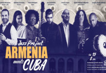 Jazz Project - Armenia meets Cuba