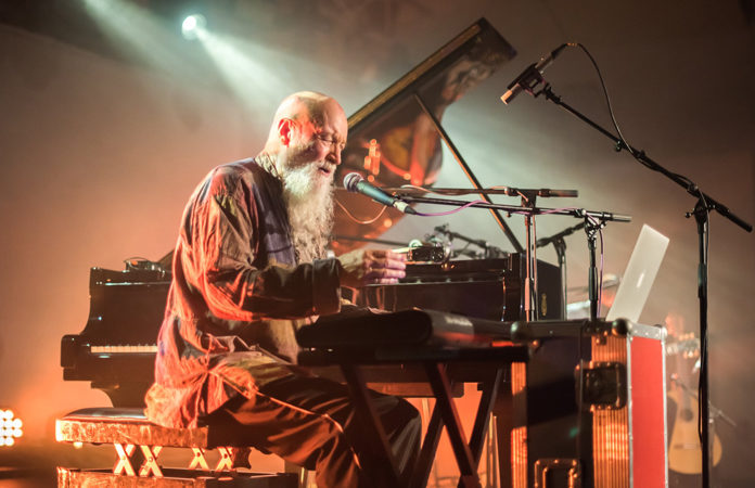 The Exhilaration of Terry Riley