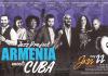 Armenia Meets Cuba Jazz Project at Jazz Bistro