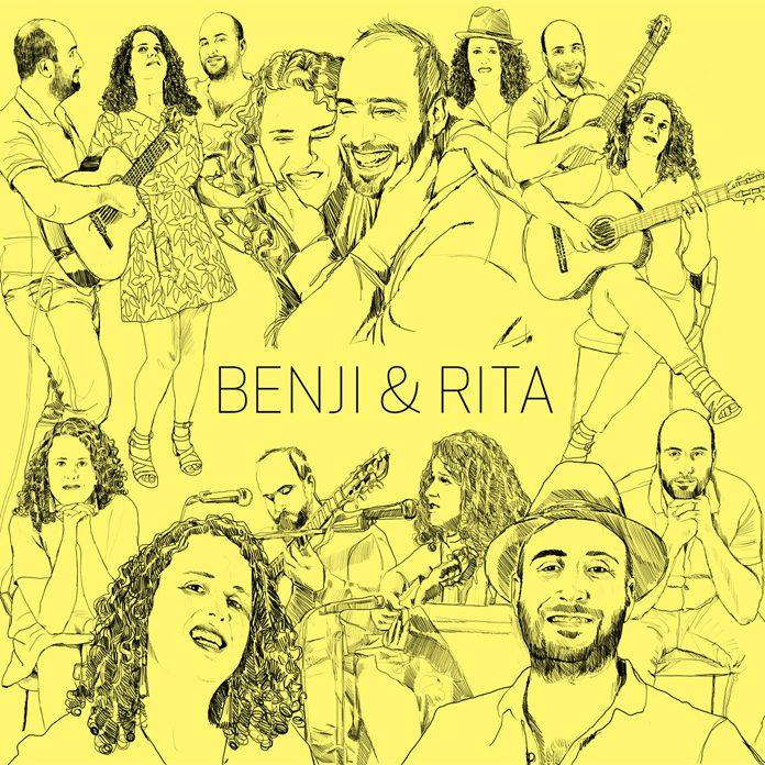 Benji Kaplan and Rita Figueiredo: Benji & Rita