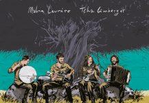 Matia Levréro Tcha Limberger: Mediterranean Quartet