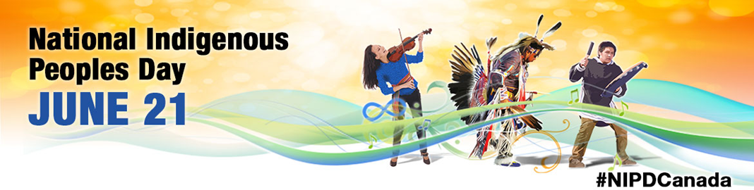 Canada National Indigenous Peoples Day - June 21