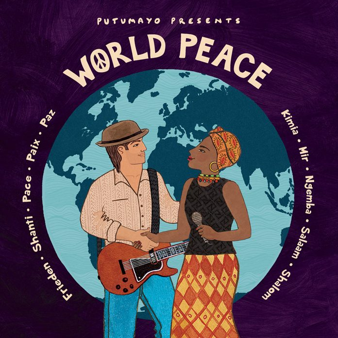 Various Artists: Putumayo Presents World Peace