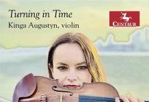 Kinga Augustyn: Turning in Time